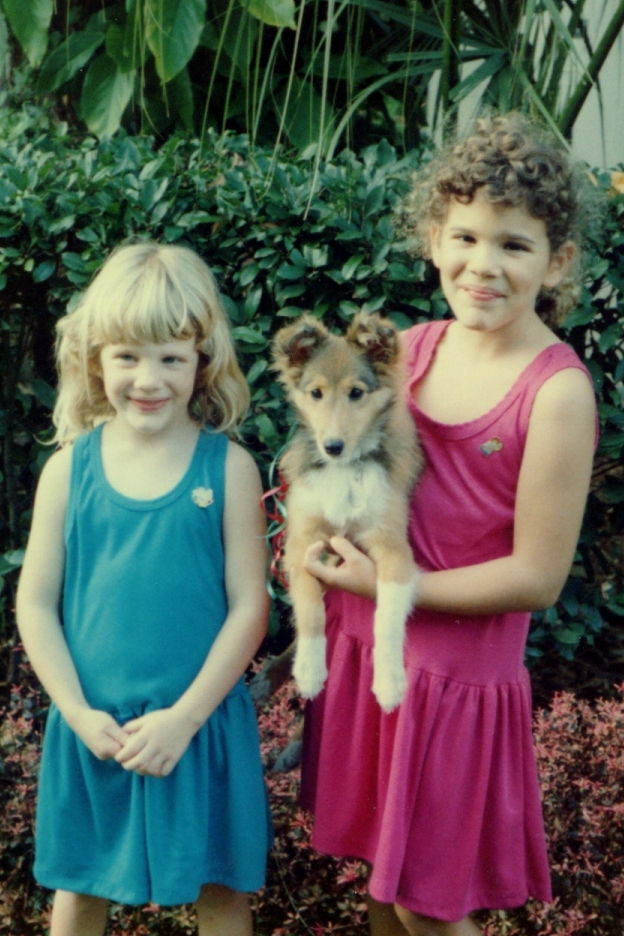 Veronica, Amber & Jessie | Florida | 1987