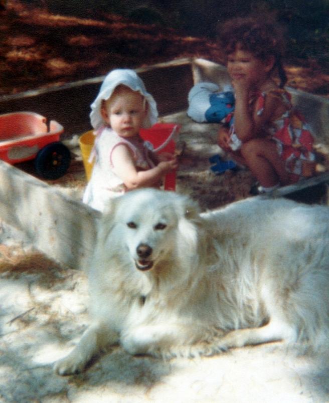 Veronica, Amber & Ski | Asheville, NC | 1983