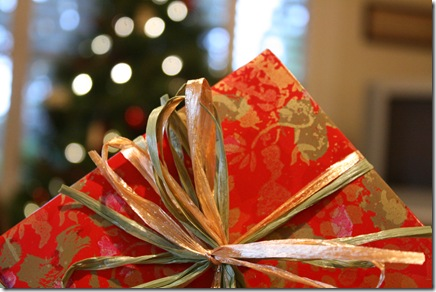 time for gifts