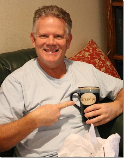 a grandpa mug!