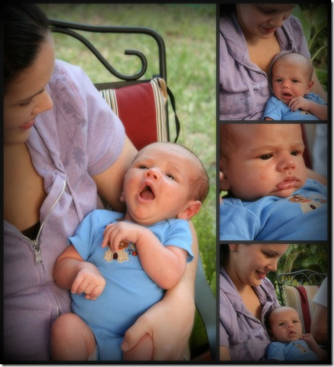amber & jaxson collage