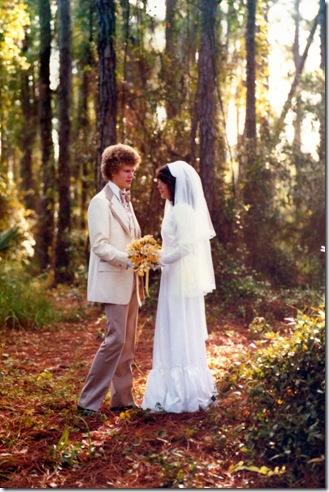 mark and ruth wedding