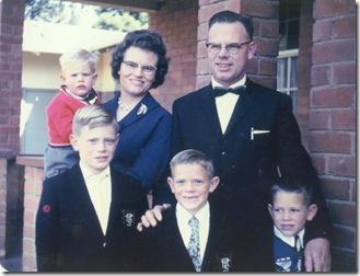 Mark's family
