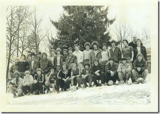 Ben Lippen winter soccer team