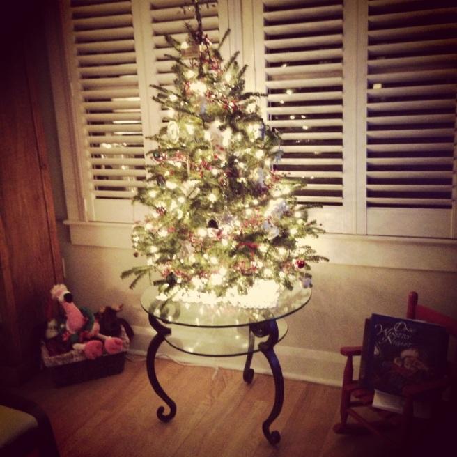 budget christmas tree