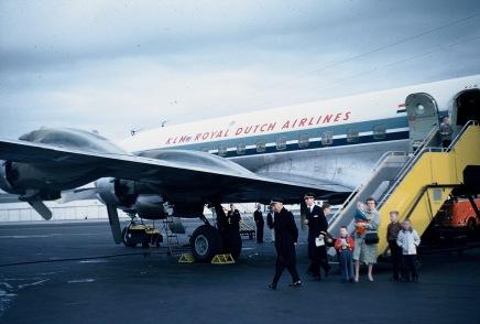 1961 - the beginning of an adventure