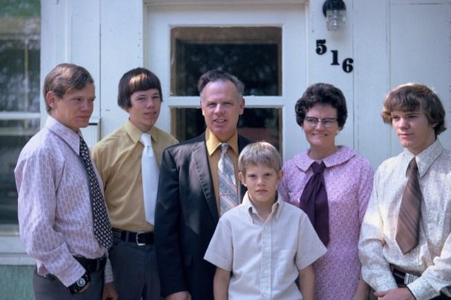 DeJong family 1972
