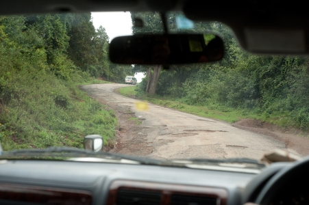 Road to Kijabe